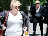 EXCLUSIVE TO INF.\nJuly 31, 2015: Rebel Wilson visits a friends house in Los Angeles, California.\nMandatory Credit: Fresh/INFphoto.com\nRef: infusla-284