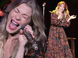 ATLANTIC CITY, NJ - AUGUST 02:  Leann Rimes performs in concert at Caesars Atlantic City on August 2, 2015 in Atlantic City, New Jersey.  (Photo by Donald Kravitz/Getty Images)