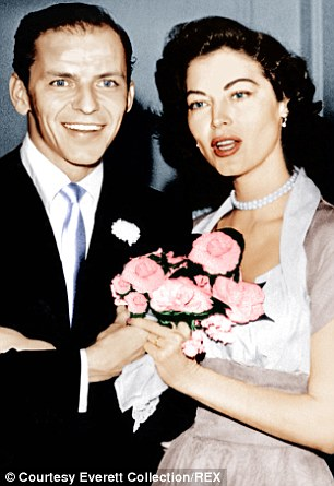 After Mia visited Sinatra's home she noticed pictures of his former partner Ava Gardner - with whom Mia's father had once had an affair with in 1953 — while Sinatra was still married to her