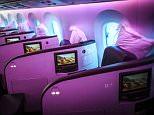 Virgin Atlantic Upper Class Upgrade