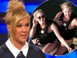 Amy Schumer explains how she wound up on a jet ski with Jennifer Lawrence