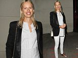 Karolina Kurkova goes to Craig's for dinner in West Hollywood  Pictured: Karolina Kurkova Ref: SPL1094356  030815   Picture by: Photographer Group / Splash News  Splash News and Pictures Los Angeles: 310-821-2666 New York: 212-619-2666 London: 870-934-2666 photodesk@splashnews.com