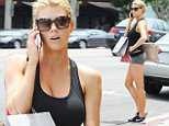 Mandatory Credit: Photo by Startraks Photo/REX Shutterstock (4926266a)\n Charlotte McKinney\n Charlotte McKinney out and about, Los Angeles, America - 03 Aug 2015\n \n