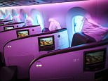 Virgin Atlantic Upper Class Upgrade