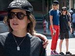 Ellen Page and her girlfriend go for a walk in the East Village, New York City.\n\nPictured: Ellen Page\nRef: SPL1090408  030815  \nPicture by: Splash News\n\nSplash News and Pictures\nLos Angeles: 310-821-2666\nNew York: 212-619-2666\nLondon: 870-934-2666\nphotodesk@splashnews.com\n
