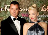 BEVERLY HILLS, CA - OCTOBER 17:  Musician Gavin Rossdale (L) and singer Gwen Stefani arrive at the Wallis Annenberg Center For The Performing Arts Gala at the Wallis Annenberg Center For The Performing Arts on October 17, 2013 in Beverly Hills, California.  (Photo by Kevin Winter/Getty Images)