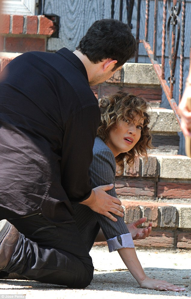 Dazed: JLo's character looked like she didn't know what happened