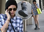 Rumor Willis wears a medical boot while going shopping in Beverly Hills\nFeaturing: Rumor Willis\nWhere: Beverly Hills, California, United States\nWhen: 03 Aug 2015\nCredit: WENN.com