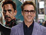 Mandatory Credit: Photo by REX Shutterstock (4715370c).. Robert Downey Jr... 'Good Morning America' TV show, New York, America - 24 Apr 2015.. ..