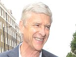 The English Premier League Managers preseason meeting including Arsene Wenger and Jose Mourinho. Featuring: Arsene Wenger Where: London, United Kingdom When: 04 Aug 2015 Credit: WENN.com