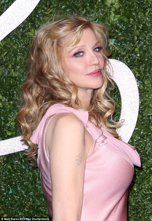 In 2010, there was yet another scandal, as Courtney Love, 51, (pictured) claimed that she had an affair with Rossdale while he was with Stefani