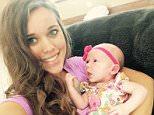 jessaseewaldLoving on my little niece! #MeredithGrace ??