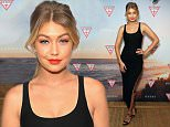 SYDNEY, AUSTRALIA - AUGUST 04:  Gigi Hadid launches the Guess Spring 2015 Collection at The Butler in Potts Point on August 4, 2015 in Sydney, Australia.  (Photo by Don Arnold/WireImage)