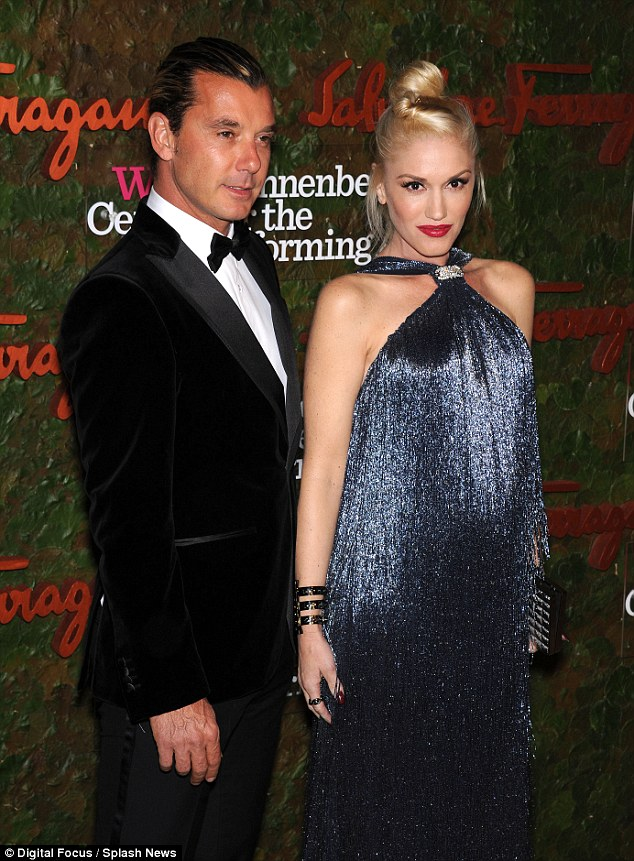 Gwen Stefani, 45, has filed for divorce from husband of nearly 13 years, Gavin Rossdale, 49