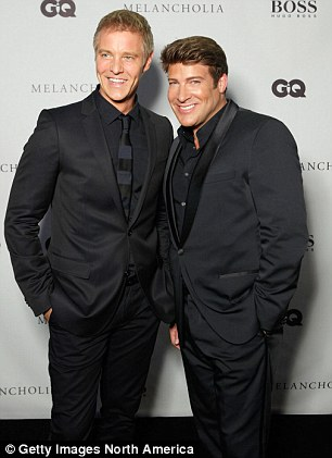 Steven Sabados and Christopher Hyndman