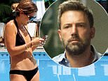 Christine Ouzounian poolside at Hotel Bel-Air on July 31 with a female friend and having drinks with another pal on Aug. 2nd.\n\nBen Affleck and Christine Ouzounian - the nanny who multiple sources confirm to In Touch magazine had a fling with Ben while working for him and his estranged wife, Jennifer Garner ? have been in constant contact since their scandalous romance broke in late July but sources tell the mag that it may all be to avoid further scandal.\n\nA source exclusively reveals to In Touch that Ben has put Christine up at his favorite luxury hotel and is paying for everything and spoiling her: ?Christine is living the high life holed up in a swanky suite and Ben is paying for all of it ? even for her girlfriends, who have been staying with her,? a friend tells In Touch of the nanny, who worked for the Afflecks this spring and was let go around the time of their divorce announcement on June 30.   ?Ben has given her enough money to cover all her bills and expenses, plus spend