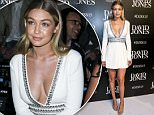 David Jones SS15 Red Carpet..5 August 2015..©MEDIA-MODE.COM