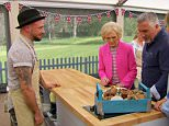 ****Ruckas Videograbs****  (01322) 861777 *IMPORTANT* Please credit BBC for this picture. 05/08/15 The Great British Bake Off  - 8pm BBC Grabs from the show tonight Office  (UK)  : 01322 861777 Mobile (UK)  : 07742 164 106 **IMPORTANT - PLEASE READ** The video grabs supplied by Ruckas Pictures always remain the copyright of the programme makers, we provide a service to purely capture and supply the images to the client, securing the copyright of the images will always remain the responsibility of the publisher at all times. Standard terms, conditions & minimum fees apply to our videograbs unless varied by agreement prior to publication.
