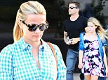 Picture Shows: Ava Phillippe, Ryan Phillippe  August 05, 2015\n \n * Min web / online fee £500 for set *\n \n 'Wild' actress Reese Witherspoon is spotted meeting up with her ex-husband Ryan Phillippe and their daughter Ava in Westwood, California. \n \n Reese's production company Pacific Standard just signed a deal with ABC to hire a dedicated TV executive to oversee television production.\n \n * Min web / online fee £500 for set *\n \n Exclusive All Rounder\n UK RIGHTS ONLY\n FameFlynet UK © 2015\n Tel : +44 (0)20 3551 5049\n Email : info@fameflynet.uk.com