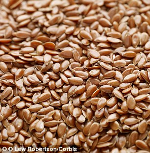 Things in common: All three types of seeds have anti-inflammatory properties to help blemishes heal faster
