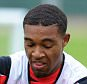 LIVERPOOL, ENGLAND - JULY 30:  (THE SUN OUT, THE SUN ON SUNDAY OUT)  Jordon Ibe of Liverpool  during a Liverpool FC training session at Melwood Training Ground on July 30, 2015 in Liverpool, England.  (Photo by John Powell/Liverpool FC via Getty Images)
