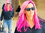 Jenny McCarthy seen wearing  a ripped jeans as leaving the SiriusXm Studios in New York City\n\nPictured: Jenny McCarthy\nRef: SPL1095536  050815  \nPicture by: Felipe Ramales / Splash News\n\nSplash News and Pictures\nLos Angeles: 310-821-2666\nNew York: 212-619-2666\nLondon: 870-934-2666\nphotodesk@splashnews.com\n