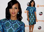 BEVERLY HILLS, CA - AUGUST 04:  Actress Kerry Washington attends Disney ABC Television Group's 2015 TCA Summer Press Tour at the Beverly Hilton Hotel on August 4, 2015 in Beverly Hills, California.  (Photo by Alberto E. Rodriguez/Getty Images)