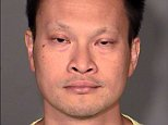 """This undated photo provided by the Las Vegas Metropolitan Police Department shows Binh """"Ben"""" Chung. Chung, a Las Vegas doctor, has been arrested on child pornography charges. Authorities say the 41-year-old was taken into custody Sunday, June 21, 2015, and is facing charges of using a minor over age 14 to produce child porn and 10 counts of possession of child porn. (Las Vegas Metropolitan Police Department via AP)"""