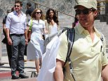 EXCLUSIVE: ***PREMIUM RATES APPLY***\nCamila Alves and Emily Blunt become U.S. citizens with their husbands Matthew McConaughey and Jon Krasinski at their side after a special vip legal swearing-in naturalization ceremony at the United States Court House in Los Angeles on Tuesday.\n***PREMIUM RATES APPLY***\n\nPictured: Matthew McConaughey, Camila Alves, Emily Blunt, John Krasinski\nRef: SPL1093985  040815   EXCLUSIVE\nPicture by: GAC/Splash News\n\nSplash News and Pictures\nLos Angeles: 310-821-2666\nNew York: 212-619-2666\nLondon: 870-934-2666\nphotodesk@splashnews.com\n