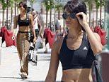 Autralian model Shanina Shaik strolling in Ibiza.\n\nPictured: Shanina Shaik\nRef: SPL1096236  060815  \nPicture by: Splash News\n\nSplash News and Pictures\nLos Angeles: 310-821-2666\nNew York: 212-619-2666\nLondon: 870-934-2666\nphotodesk@splashnews.com\n