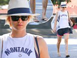 Studio City, CA - Kaley Cuoco takes care of her errands in Studio City with a large bruise on her leg. 'The Big Bang Theory' star wore a large brimmed fedora style hat, a white tank and shorts with flip flops as she headed to a yoga session following a visit to a salon, all with a large bruise on her left shin. \n \nAKM-GSI    August  5, 2015\nTo License These Photos, Please Contact :\nSteve Ginsburg\n(310) 505-8447\n(323) 423-9397\nsteve@akmgsi.com\nsales@akmgsi.com\nor\nMaria Buda\n(917) 242-1505\nmbuda@akmgsi.com\nginsburgspalyinc@gmail.com