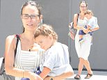 Jordana Brewster out and about with her son Julian at Kitson in West Hollywood\nFeaturing: Jordana Brewster, Julian Brewster\nWhere: West Hollywood, California, United States\nWhen: 05 Aug 2015\nCredit: WENN.com