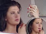 04.AUGUST.2015 - SOUTH OF FRANCE - FRANCE\n*** EXCLUSIVE ALL ROUND PICTURES ***\n*** AVAILABLE FOR UK SALE ONLY ***\nAMERICAN FASHION MODEL IRELAND BALDWIN SPENDS HER DAYS ON HOLIDAY LOCKED IN HER ROOM POSING FOR RACEY SELFIES ON HER BALCONY INSTEAD OF TAKING ADVANTAGE OF THE SUN IN THE SOUTH OF FRANCE.\nBYLINE MUST READ : E-PRESS/XPOSUREPHOTOS.COM\n***UK CLIENTS - PICTURES CONTAINING CHILDREN PLEASE PIXELATE FACE PRIOR TO PUBLICATION ***\n**UK CLIENTS MUST CALL PRIOR TO TV OR ONLINE USAGE PLEASE TELEPHONE 0208 344 2007**