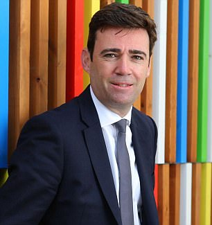 Andy Burnham, 45, suggested that after a quarter of a century, MPs should retire to allow for 'new thinking'