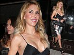 Brandi Glanville leaves Palm restaurant in Beverly Hills with a few of her friends\nFeaturing: Brandi Glanville\nWhere: Los Angeles, California, United States\nWhen: 05 Aug 2015\nCredit: 3rd Eye/WENN.COM