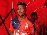 LONDON, ENGLAND - JULY 28:  Serge Gnabry of Arsenal during the Arsenal Training Session at Emirates Stadium on July 28, 2015 in London, England.  (Photo by David Price/Arsenal FC via Getty Images)