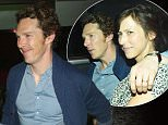Benedict Cumberbatch seen here leaving The Barbican theatre in London after his first night playing Hamlet. Benedict was seen giving his wife Sophie Hunter a big hug in the back of there car as they drove away from the theatre.\n\nPictured: benedict cumberbatch\nRef: SPL1083807  050815  \nPicture by: Splash News\n\nSplash News and Pictures\nLos Angeles: 310-821-2666\nNew York: 212-619-2666\nLondon: 870-934-2666\nphotodesk@splashnews.com\n