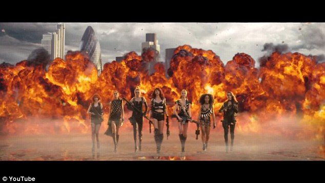 Add it to the list: Another recent exploit of Zendaya's was a  role in Taylor Swift's Bad Blood music video
