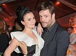 LONDON, ENGLAND - JUNE 02:  Gizzi Erskine (L) and Jamie Reynolds attend the Glamour Women Of The Year awards at Berkeley Square Gardens on June 2, 2015 in London, England.  (Photo by David M. Benett/Getty Images)