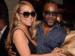 LOS ANGELES, CA - AUGUST 05:  (L-R) Musician Mariah Carey and director Lee Daniels attend Mariah Carey Celebrates Walk Of Fame Star At Beacher's Madhouse on August 5, 2015 in Los Angeles, California.  (Photo by Michael Kovac/WireImage)
