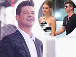 ROBIN THICKE APRIL GEARY