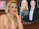 Mandatory Credit: Photo by Everett/REX Shutterstock (4892879e)\nHolly Madison\nHolly Madison 'Down The Rabbit Hole' book signing, Las Vegas, America - 01 Jul 2015\n\n