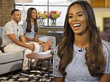 EDITORIAL USE ONLY. NO MERCHANDISING\n Mandatory Credit: Photo by Ken McKay/ITV/REX Shutterstock (4930890a)\n Rochelle Humes\n 'This Morning' TV Programme, London, Britain. - 07 Aug 2015\n \n