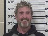 John McAfee, an entrepreneur once associated with antivirus software and now associated with drugs and tropical murder accusations, is back in the news for illicit reasons. Police in his new home of Tennessee just busted McAfee for DUI and gun possession.   Caught on Tape: The Moment John McAfee Realized Vice Screwed Him Three years ago, Vice traveled to Central America to meet up with John McAfee, the antivirus& Read more internet.?gawker.?com According to The Jackson Sun, McAfee was ?arrested Sunday night by Tennessee Highway Patrol in Henderson County,? and ?charged with driving under the influence and possession of a handgun while intoxicated.? But because John McAfee is a volatile man, he took to Facebook to elaborate on the incident as only John McAfee can do