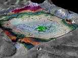 Salt flat indicates some of the last vestiges of surface water on Mars, CU-Boulder study finds -  Mars turned cold and dry long ago, but researchers at the University of Colorado Boulder have discovered evidence of an ancient lake that likely represents some of the last potentially habitable surface water ever to exist on the Red Planet.  The study, published Thursday in the journal Geology, examined an 18-square-mile chloride salt deposit (roughly the size of the city of Boulder) in the planet?s Meridiani region near the Mars Opportunity rover?s landing site. As seen on Earth in locations such as Utah?s Bonneville Salt Flats, large-scale salt deposits are considered to be evidence of evaporated bodies of water.  Digital terrain mapping and mineralogical analysis of the features surrounding the deposit indicate that this one-time lakebed is no older than 3.6 billion years old, well after the time period when Mars is thought to have been warm enough to sustain large amounts of surface
