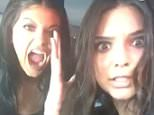 07 AUG 2015  KENDALL AND KYLIE JENNER IN THIS GREAT CELEBRITY SNAP CHAT PICTURE! BYLINE MUST READ : SUPPLIED BY XPOSUREPHOTOS.COM *XPOSURE PHOTOS DOES NOT CLAIM ANY COPYRIGHT OR LICENSE IN THE ATTACHED MATERIAL. ANY DOWNLOADING FEES CHARGED BY XPOSURE ARE FOR XPOSURE'S SERVICES ONLY, AND DO NOT, NOR ARE THEY INTENDED TO, CONVEY TO THE USER ANY COPYRIGHT OR LICENSE IN THE MATERIAL. BY PUBLISHING THIS MATERIAL , THE USER EXPRESSLY AGREES TO INDEMNIFY AND TO HOLD XPOSURE HARMLESS FROM ANY CLAIMS, DEMANDS, OR CAUSES OF ACTION ARISING OUT OF OR CONNECTED IN ANY WAY WITH USER'S PUBLICATION OF THE MATERIAL* *UK CLIENTS MUST CALL PRIOR TO TV OR ONLINE USAGE PLEASE TELEPHONE 0208 344 2007*