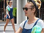 140964, EXCLUSIVE: Candice Swanepoel seen out and about in Soho, NYC. New York, New York - Thursday August 6, 2015. Photograph: © PacificCoastNews. Los Angeles Office: +1 310.822.0419 sales@pacificcoastnews.com FEE MUST BE AGREED PRIOR TO USAGE