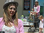 *EXCLUSIVE* Mighty Aphrodite actress Mira Sorvino looks mighty plain! The 47-year old Oscar winning actress shopped at Erewhon market in Calabasas with her youngest child, daughter Lucia Backus, 3. Mira has four children with husband Chris Backus.\\n\\nPictured: Mira Sorvino,\\nRef: BLNKP1123 080715\\nPhoto credit: blink-news.com\\nBlink News Los Angeles 424-270-9694\\ngo@blink-news.com