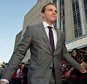 CHICAGO, IL - OCTOBER 01:  Patrick Kane #88 of the Chicago Blackhawks walks down the red carpet before the Blackhawks home opener against the Washington Capitals on October 1, 2013 at the United Center in Chicago, Illinois. (Photo by Bill Smith/NHLI via Getty Images)