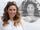 Mandatory Credit: Photo by Picture Perfect/REX Shutterstock (4785466m)\n Kelly Brook\n 'Fendi By Karl Lagerfeld' book launch, 68th Cannes Film Festival, France - 21 May 2015\n \n